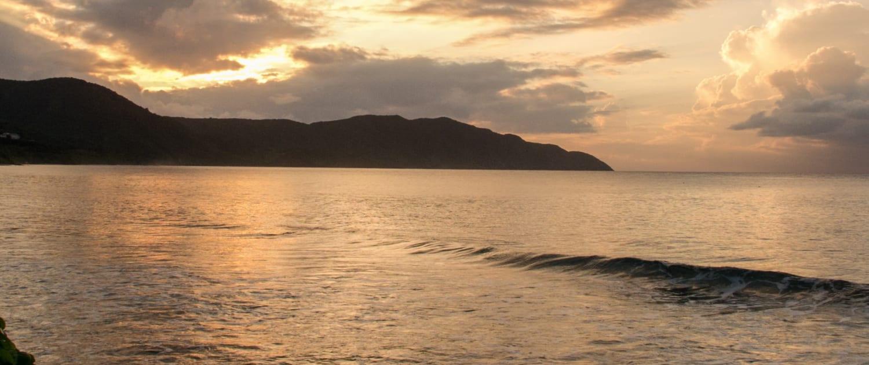 Cane Bay, St. Croix sunset